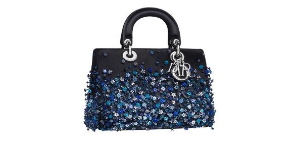 Dior Blue Floral