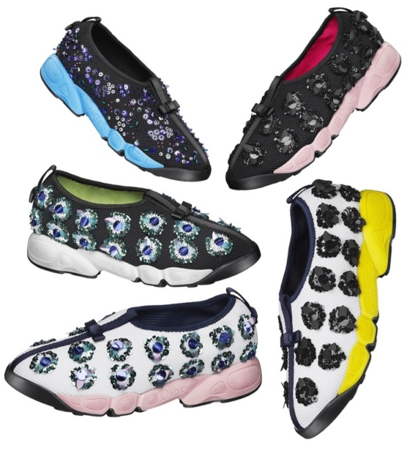 Dior-Fusion-Sneakers collage