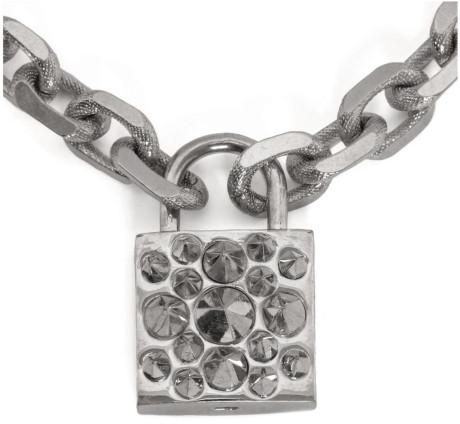 alexander-mcqueen-pale-silver-padlock-necklace-
