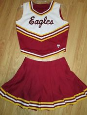 eBay HS Cheer Uniform