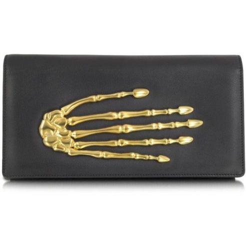 Bernard Delettrez Skeleton Hand Clutch
