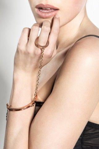 Carol Wiseman Ring Cuff