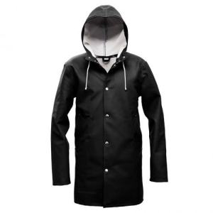 stutterheim stockholm-black jacket