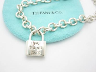 Tiffany Sterling Padlock collar