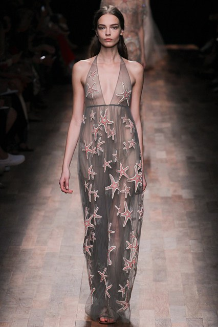 valentino-at-pfw 2015 sheer gown