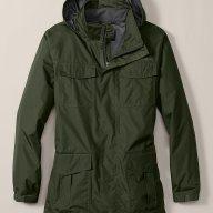 Eddie Bauer Rainfoil Jacket Loden