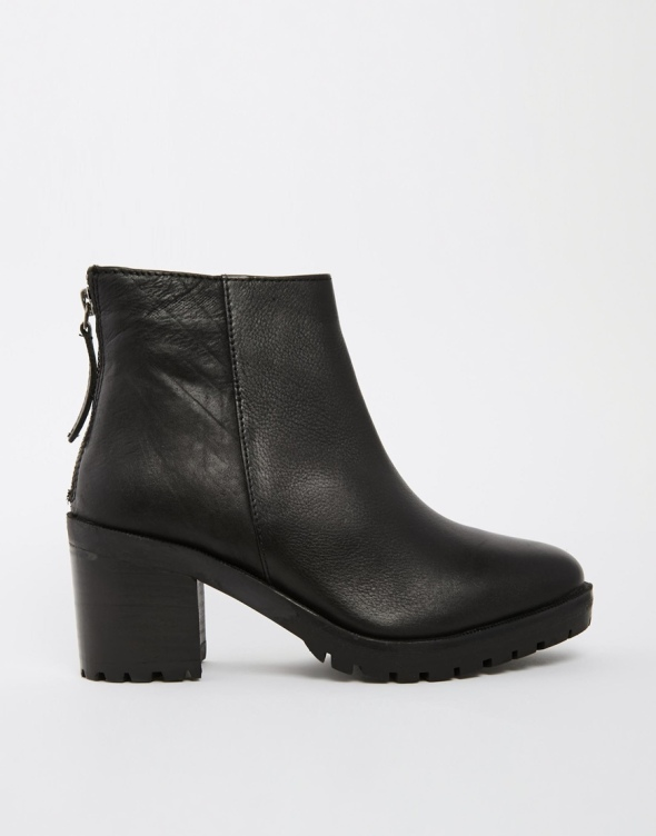 KG By Kurt Geiger Spark Chunky Sole Heeled Ankle Boots