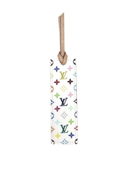 Louis Vuitton Monogram Bookmark, Multicolor