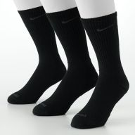 Nike Dri-Fit Socks Black