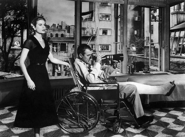 Rear Window Film Still