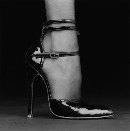 robert-mapplethorpe-melody-shoe