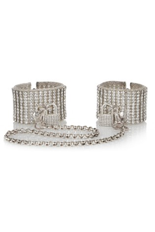 Agent Provocateur crystal padlock handcuffs