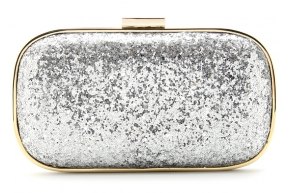 Anya Hindmarch Box Clutch, $635