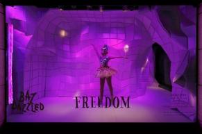 Barneys 2014 Baz Dazzled - Freedom