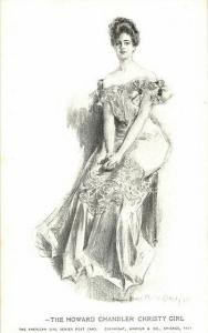 Christy girl 1904
