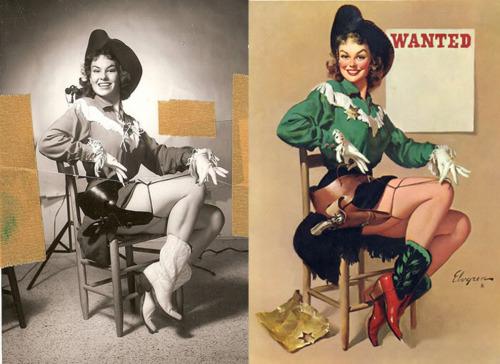 Gil Elvgren classic-pin-up-girls-10