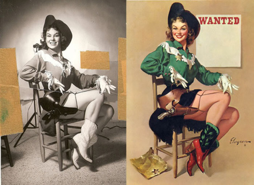 Gil Elvgren classic-pin-up-girls-10