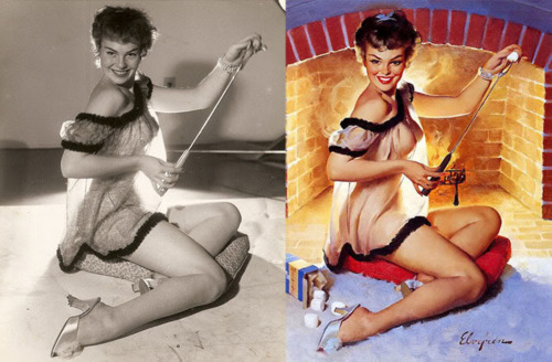 Gil Elvgren classic-pin-up-girls-11