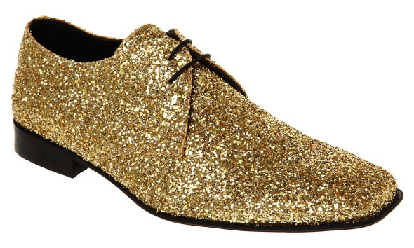 Glitter Shoes Men