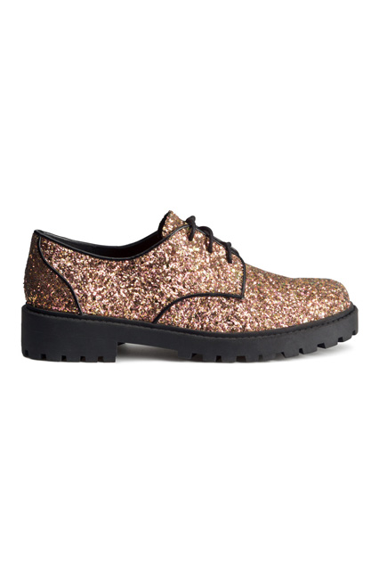 H&M Chunky-Soled Shoes, $29.95