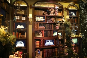 Lord and Taylor - Journey Through the Imagination - Mice in Library