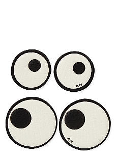 ANYA HINDMARCH Eyes leather sticker