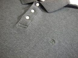 Brooks Brothers Grey Shirt side photo
