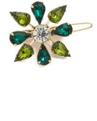dauphines-of-new-york-green-full-bloom-barrette-noir-