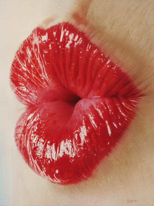 Hubert de Lartigue Lips 5