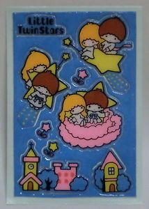 Little Twin Stars Puffy Stickers