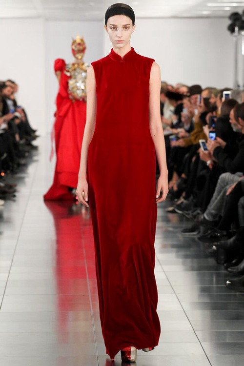 Maison Margiela John Galliano Dress 2015