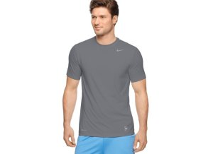 Nike Dri-Fit Combat Tee Grey Heather