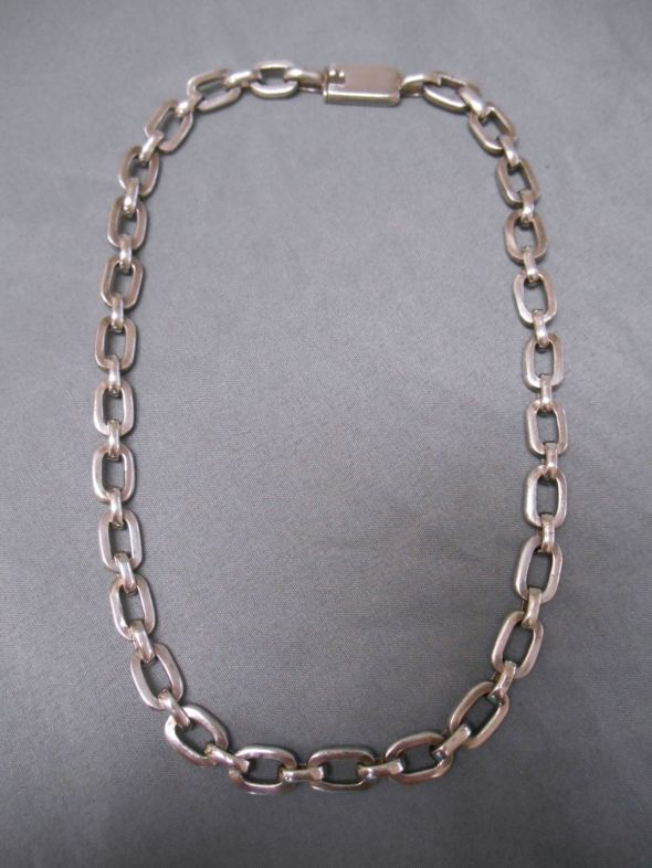 Sterling Silver Heavy Chain
