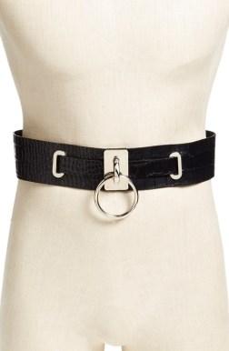 Zana Bayne Choker Belt
