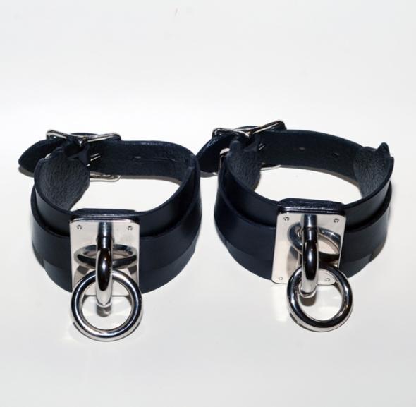 Zana Payne Choker Cuffs