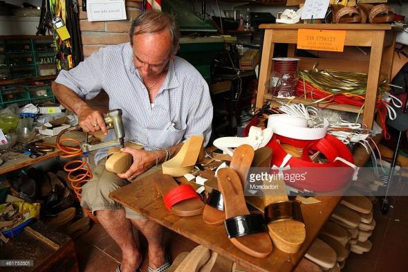 Forte dei Marmi Shoemaker