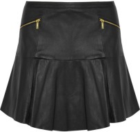 michael-by-michael-kors-black-leather-flounce-skirt-product-