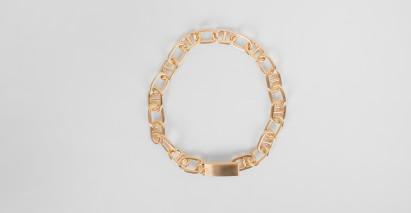 Acne Studios Eliana Necklace ShopBop $590