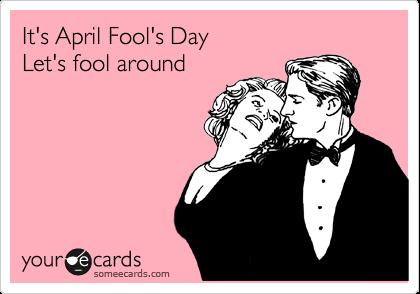 April Fool's eCard