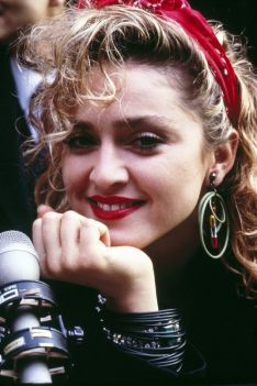 bandana cloth-headband-madonna