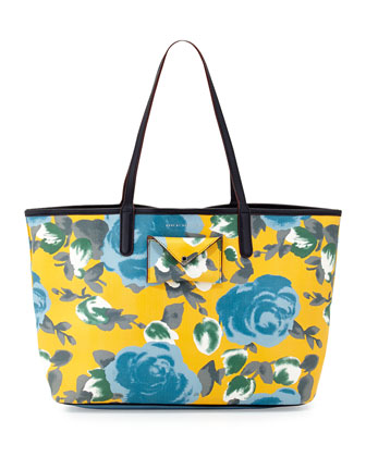 Marc by Marc Jacobs Floral Tote