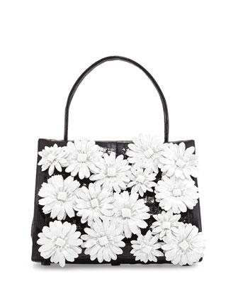 Nancy Gonzales Floral Tote