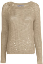 360 Sweater Linen Beige