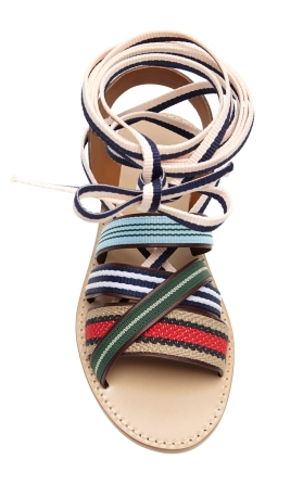 Band of Outsiders Strappy Sandals Sandals Ankle Wrap
