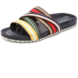 Band of Outsiders Strappy Sandals Slides 2
