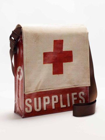 BlueQ Medical Supplied Messenger