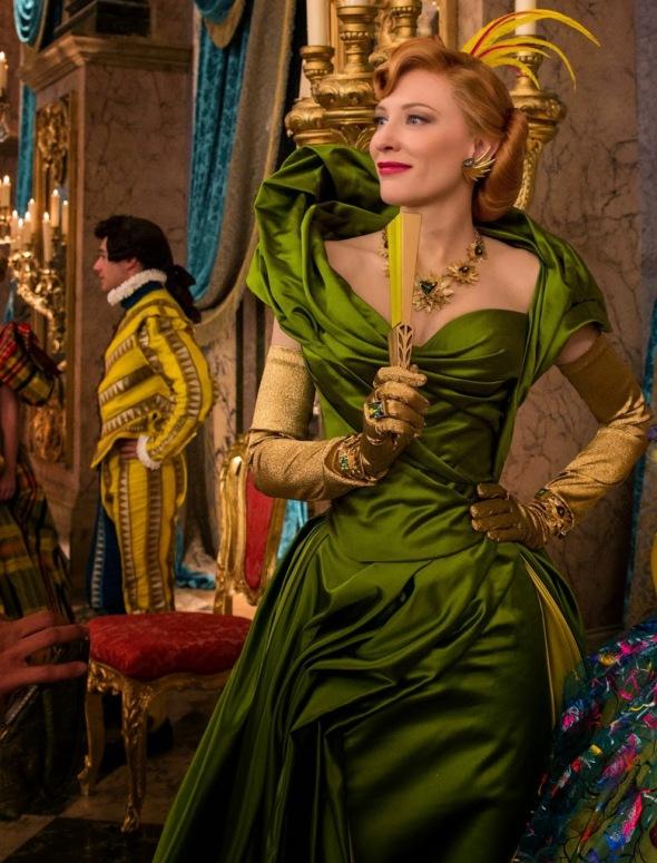 Cate Blanchett Cinderella Ball Costume