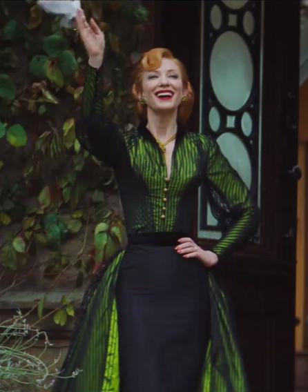 Cate Blanchett Cinderella Day Dress