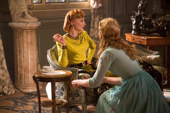Cate Blanchett Cinderella House Dress