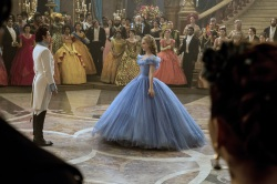 Cinderell's gown